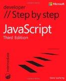 Portada de JAVASCRIPT STEP BY STEP 3RD EDITION