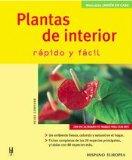 Portada de PLANTAS DE INTERIOR