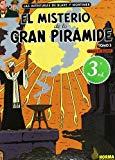 Portada de BLAKE Y MORTIMER 2: EL MISTERIO DE LA GRAN PIRAMIDE 2 (2ª ED.)