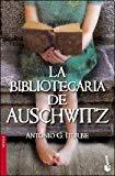 Portada de LA BIBLIOTECARIA DE AUSCHWITZ