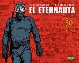 Portada de EL ETERNAUTA (EDICION ESPECIAL 50 ANIVERSARIO)