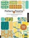 Portada de PATTERN + PALETTE 3 SOURCEBOOK (INCLUYE CD)