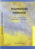 Portada de VOLUNTARIADO AMBIENTAL