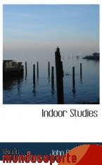 Portada de INDOOR STUDIES