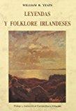 Portada de LEYENDAS Y FOLKLORE IRLANDESES