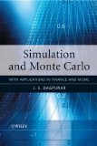 Portada de SIMULATION AND MONTE CARLO: WITH APPLICATIONS IN FINANCE AND MCMC