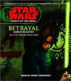 Portada de BETRAYAL (STAR WARS: LEGACY OF THE FORCE)