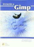 Portada de INICIACION A GIMP