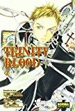 Portada de TRINITY BLOOD 2