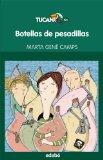 """Portada de BOTELLAS DE PESADILLAS (""""TUCAN VERDE"""")(+10 AÑOS)"""
