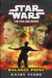 Portada de STAR WARS: THE NEW JEDI ORDER - BALANCE POINT