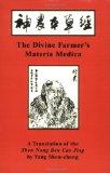 "Portada de THE DIVINE FARMER'S MATERIA MEDICA: A TRANSLATION OF THE ""SHEN NONG BEN CAO JING"" (GREAT MASTERS)"