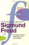 "Portada de COMPLETE PSYCHOLOGICAL WORKS OF SIGMUND FREUD, THE VOL 10: TWO CASE HISTORIES (""LITTLE HANS"" AND ""THE RAT MAN"") V. 10 BY SIGMUND FREUD (20-SEP-2001) PAPERBACK"