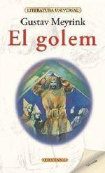 Portada de EL GOLEM
