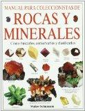 Portada de MANUAL COLECCIONISTAS ROCAS Y MINERALES