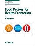Portada de FOOD FACTORS FOR HEALTH PROMOTION