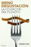 Portada de MENU DEGUSTACION: LA OCUPACION DEL FILOSOFO