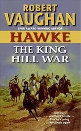 Portada de HAWKE: THE KING HILL WAR