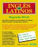 Portada de INGLES PARA LATINOS, LEVEL 2: BOOK/CASSETTE PACKAGE [WITH CASSETTES] (BARRON'S)
