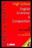 Portada de HIGH SCHOOL ENGLISH GRAMMAR AND COMPOSITION
