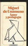 Portada de AMOR Y PEDAGOGIA