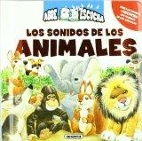 Portada de LOS SONIDOS DE LOS ANIMALES (ABRE Y ESCUCHA)