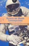 Portada de HISTORIA DEL MUNDO CONTEMPORÁNEO 1º BACHILLERATO. LIBRO GUÍA DEL PROFESORADO. CONTIENE DISQUETTE CON PROYECTO CURRICULAR