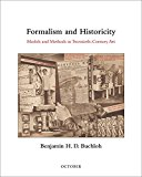 Portada de FORMALISM AND HISTORICITY: MODELS AND METHODS IN TWENTIETH-CENTURY ART (OCTOBER BOOKS) BY BENJAMIN H. D. BUCHLOH (2015-03-20)