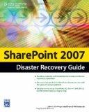 Portada de SHAREPOINT 2007 DISASTER RECOVERY GUIDE