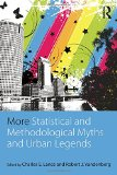 Portada de MORE STATISTICAL AND METHODOLOGICAL MYTHS AND URBAN LEGENDS