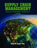 Portada de SUPPLY CHAIN MANAGEMENT: PROCESSES, PARTNERSHIPS, PERFORMANCE, 4TH EDITION