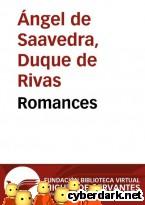 Portada de ROMANCES - EBOOK