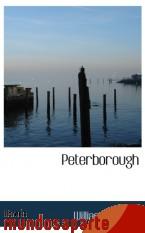 Portada de PETERBOROUGH