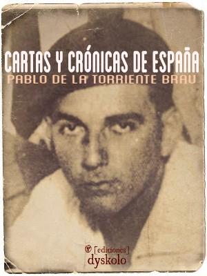 Portada de CARTAS Y CRÓNICAS DE ESPAÑA