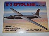 Portada de U-2 SPYPLANE IN ACTION - AIRCRAFT NO. 86 BY LARRY DAVIS (1988-07-02)