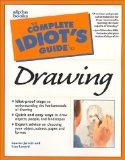 Portada de COMPLETE IDIOT'S GUIDE TO DRAWING BY LAUREN JARRETT, LISA LENARD (2000) MASS MARKET PAPERBACK