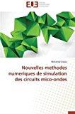 Portada de [(NOUVELLES METHODES NUMERIQUES DE SIMULATION DES CIRCUITS MICO-ONDES)] [BY (AUTHOR) GLAOUI MOHAMED] PUBLISHED ON (NOVEMBER, 2013)