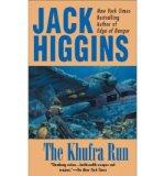 Portada de [(THE KHUFRA RUN)] [BY: JACK HIGGINS]