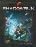 Portada de SHADOWRUN CORE RULEBOOK BY CATALYST GAME L (2013) HARDCOVER