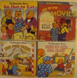 Portada de BERENSTAIN BEARS HARDCOVER BOARD BOOKS (PICK UP AND PUT AWAY/GO OUT TO EAT/BIG FUN PARK/GO TO THE MOVIES)