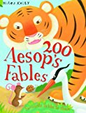 Portada de 200 AESOP'S FABLES (512-PAGE FICTION) BY VIC PARKER (2012-10-01)