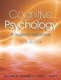 Portada de COGNITIVE PSYCHOLOGY: A STUDENT'S HANDBOOK, 6TH EDITION 6TH (SIXTH) BY EYSENCK, MICHAEL, KEANE, MARK T. (2010) PAPERBACK