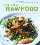 Portada de THE ART OF RAW FOOD: DELICIOUS, SIMPLE DISHES FOR HEALTHY LIVING BY CASUPEI, JENS, KAUPERT, VIBEKE (2011) HARDCOVER