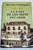 Portada de LA CASA DE LOS SIETE PECADOS