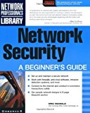 Portada de NETWORK SECURITY: A BEGINNER'S GUIDE BY ERIC MAIWALD (2001-05-07)
