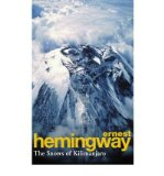 Portada de [(THE SNOWS OF KILIMANJARO AND OTHER STORIES)] [AUTHOR: ERNEST HEMINGWAY] PUBLISHED ON (NOVEMBER, 1994)