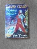 Portada de DAVID STARR SPACE RANGER