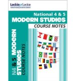 Portada de [(NATIONAL 4/5 MODERN STUDIES COURSE NOTES)] [ BY (AUTHOR) JENNY GILRUTH, BY (AUTHOR) JENNY TAYLOR, BY (AUTHOR) ELIZABETH ELLIOTT ] [JUNE, 2014]