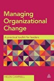 Portada de MANAGING ORGANIZATIONAL CHANGE: A PRACTICAL TOOLKIT FOR LEADERS BY HELEN CAMPBELL (2014-05-28)