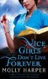 Portada de NICE GIRLS DON'T DATE DEAD MEN (JANE JAMESON) BY HARPER, MOLLY (2009) MASS MARKET PAPERBACK